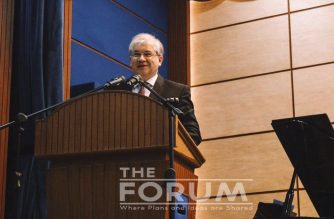 """Russian Ambassador highlights importance of promoting Russian-PHL relations during EBC's """"The Forum"""" at New Era University"""