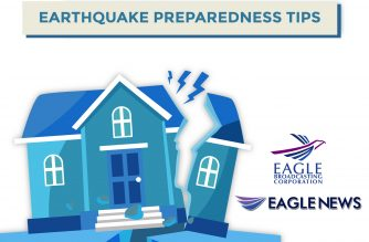 Infographics: Earthquake Preparedness Tips