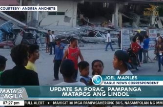 Pampanga now under state of calamity