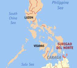 Forty bricks of suspected cocaine found off Surigao del Norte