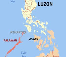 Palawan to be split into three provinces under law signed by Duterte