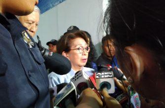 Conchita Carpio-Morales/Earlo Bringas/Eagle News