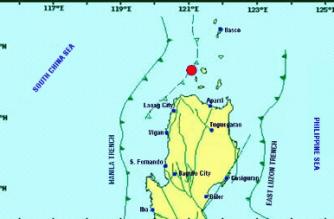 5.2-magnitude quake hits Cagayan