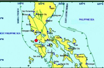3.6-magnitude quake hits Batangas