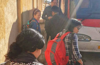 Eleven more Filipinos in Libya are slated to be repatriated, bringing to 55 the number of Filipinos repatriated from the war-torn country since April 4, Elmer Cato said./Elmer Cato Twitter account/
