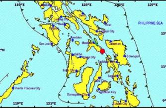 4.4-magnitude quake hits Masbate