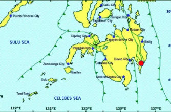 3.0-magnitude earthquake hits Davao Oriental
