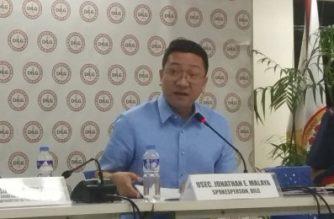 DILG Spokesperson Undersecretary Jonathan Malaya (Photo courtesy DILG)