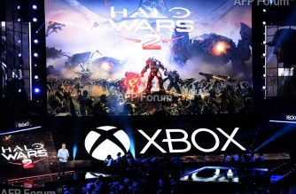 A partnership between Microsoft, which produces the Halo video games, and rival Sony, will allow the two gaming giants to work together on streaming from the internet cloud AFP