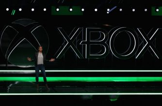 LOS ANGELES, CALIFORNIA - JUNE 09: Sarah Bond, Head of Xbox Partnerships, speaks during the Xbox E3 2019 Briefing at The Microsoft Theater on June 09, 2019 in Los Angeles, California.   Christian Petersen/Getty Images/AFP