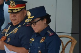 Cebu City police chief Garma PSSUPT Royina Garma has been named by President Rodrigo Duterte as the new general manager of the Philippine Charity Sweepstakes Office (PCSO)  (Photo cropped from photo from Cebu City PNP twitter)