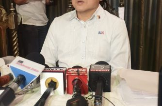 Senator-elect Bong Go on Monday, June 10, said President Rodrigo Duterte has instructed PhilHealth officials to submit their courtesy resignation following the ghost dialysis mess./Meanne Corvera/Eagle News/