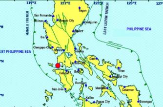 3.6-magnitude quake hits Batangas early Wednesday, June 19
