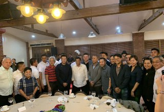 President Rodrigo Duterte already has a preferred Speaker of the 18th Congress. A source said the President made the choice in a meeting with congressmen who are members of PDP-Laban on Tuesday, June 18./Contributed photo/