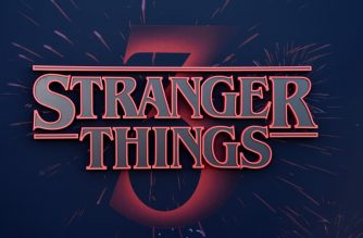 "(FILES) In this file photo taken on June 28, 2019, the Stranger Things logo seen on the backdrop of Netflix's ""Stranger Things 3"" premiere at Santa Monica high school Barnum Hall  in Santa Monica, California. - Retro sci-fi mystery ""Stranger Things"" has broken Netflix viewing records with the global launch of its third season, the streaming giant said in a rare tweet publishing viewing data. The nostalgic 1980s show about a gang of suburban adolescents battling supernatural monsters had been watched by 40.7 million accounts since July 4, 2019, it said. (Photo by Chris Delmas / AFP)"