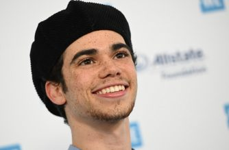 "(FILES) In this file photo taken on April 25, 2019 US actor Cameron Boyce arrives for WE Day California at the Forum in Inglewood, California. - Disney star Cameron Boyce, who died on July 6, 2019 in his sleep following a seizure, suffered from epilepsy, his family has confirmed. The 20-year-old actor, who was best known for his starring role in the ""Descendants"" TV movies, passed away ""due to a seizure as a result of an ongoing medical conditions, and that condition was epilepsy,"" the family told People magazine. (Photo by Robyn BECK / AFP)"