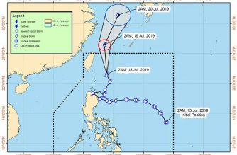 LPA spotted near Ilocos Sur seen to develop into tropical depression within 48 hours