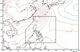 Rains to prevail in parts of PHL as southwest monsoon affects Luzon