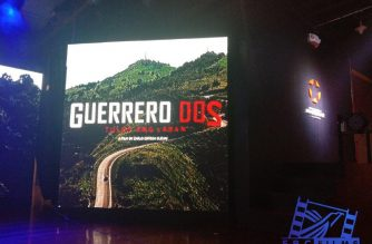 "EBC Films releases full trailer, soundtrack of ""Guerrero Dos, Tuloy ang Laban"""