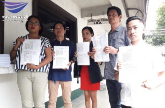 JUST IN: Karapatan, other groups file petition for review vs CA dismissal of petition for writs of amparo, habeas data