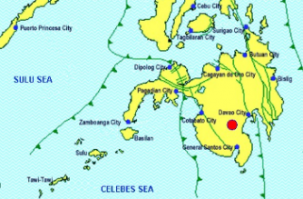 3.0-magnitude quake hits N. Cotabato early Tuesday, July 16