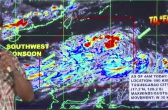 Rains expected in parts of PHL today, July 16
