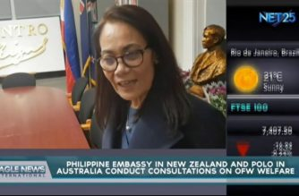 PHL Embassy in New Zealand, POLO in Australia conduct consultations on OFW welfare