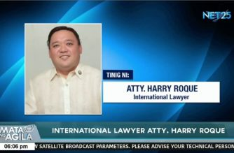"Roque notes UN human rights council, a ""toothless tiger,"" can't pass judgment or impose sanctions"