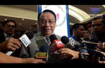 SC chief justice says no reason for foreign countries to interfere in PHL internal affairs