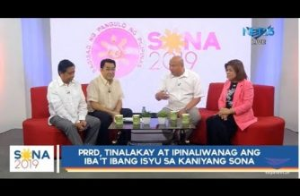 """Uniquely Duterte""- President redefining SONA history, says analysts on Duterte's 4th SONA"