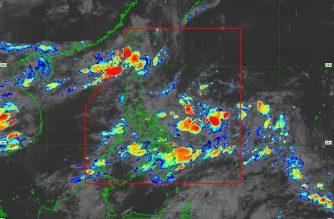 LPA near Virac, Catanduanes develops into tropical depression