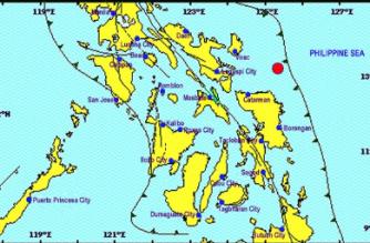 3.0-magnitude quake hits N. Samar