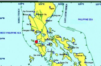 3.0-magnitude quake hits Batangas