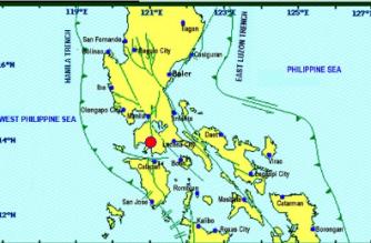 3.2-magnitude quake hits Batangas