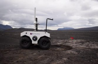 WATCH: NASA descends on Icelandic lava field to prepare for Mars