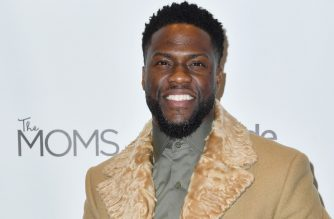 "(FILES) In this file photo taken on January 09, 2019 Actor Kevin Hart attends The MOMS Mamarazzi event to celebrate ""The Upside"" at the New York Institute of Technology in New York City. - Actor-comedian Kevin Hart and two others were involved in a car crash in Calabasas, California early September 1, 2019, according to a California Highway Patrol incident report obtained by CNN. Hart and the driver, Jared Black, sustained ""major back injuries"" and were transported to nearby hospitals for treatment, the report states. (Photo by Angela Weiss / AFP)"