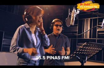 95.5 Pinas FM relaunches with inspiring jingle that unites, bridges Filipinos closer to home
