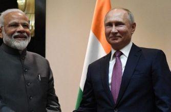 Putin, Modi to talk economy in Vladivostok