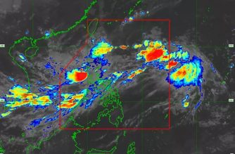 "LPA in Tarlac expected to merge with Tropical Depression ""Nimfa"" within 48 hours"