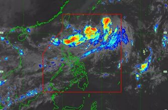 """Nimfa"" to bring rains in parts of PHL as it moves slowly over PHL Sea"