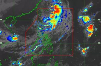 """Nimfa"" now outside PAR but monsoon rains to persist in M. Manila, rest of Luzon"