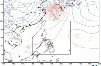 Southwest monsoon affects Northern, Central Luzon