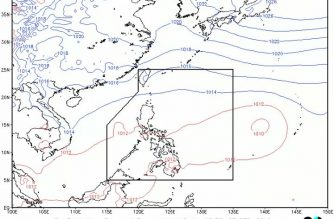 Cloudy skies expected in parts of N. Luzon today, Sept. 28