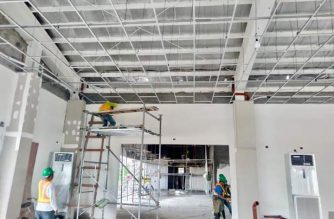 The Sangley airport in Cavite is expected to be operational by the end of October, the Department of Transportation said on Saturday, Sept. 28./DOTr/