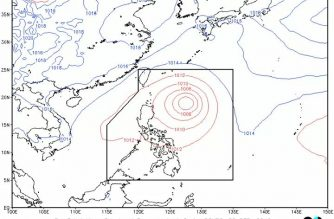 Rainfall advisory hoisted over parts of N. Luzon