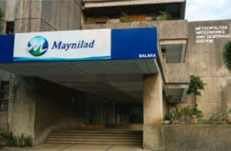 File photo of Maynilad office in Quezon City.   (Photo courtesy Maynilad website)