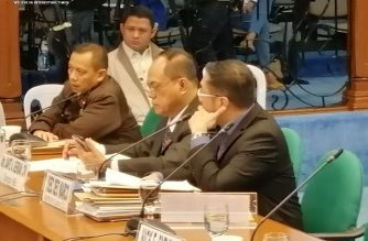 A Senate joint panel resumed on Thursday, Sept. 12, its hearings on the problems in BuCor./Meanne Corvera/Eagle News/