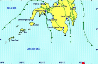 3.6-magnitude quake strikes off Davao Occidental
