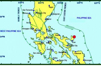 3.4-magnitude quake hits Catanduanes
