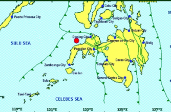 3.7-magnitude earthquake strikes off Zamboanga del Norte